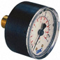 SMC 4K8-4, PSI & Bar Pressure Gauge, pressure range 0-60 PSI  & 0-4 Bar. R1/8 thread, 40mm OD.